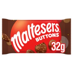 Maltesers Buttons Chocolate Bag 32g