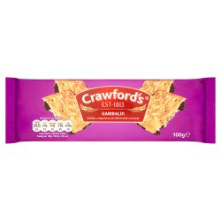 Crawford's Garibaldi 100g