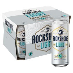 Rockshore Light Irish Lager 12 x 440ml