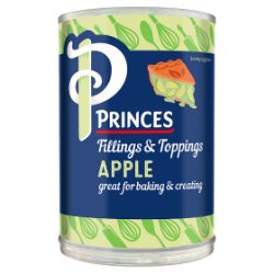Princes Fruit Filling Apple 395g