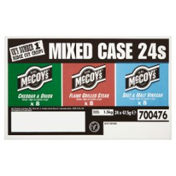 The Real McCoy's Mixed Case 24 x 47.5g