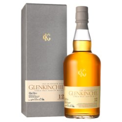 Glenkinchie 12 Years Old Single Malt Scotch Whisky 70cl