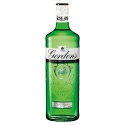 Gordon's Special Dry London Gin 70cl PMP £14.49