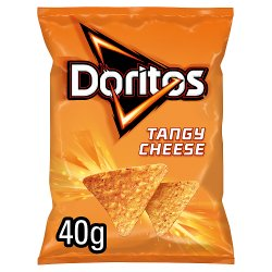 Doritos Tangy Cheese Tortilla Chips 40g