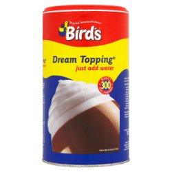Bird's Dream Topping 373g