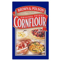 Brown & Polson Original Patent Cornflour 500g