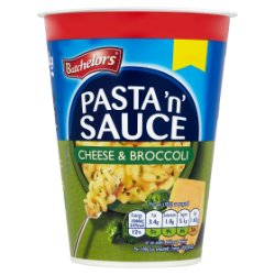 Batchelors Pasta 'n' Sauce Pot Cheese & Broccoli 65g