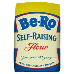 Be-Ro Self-Raising Flour 1.1kg