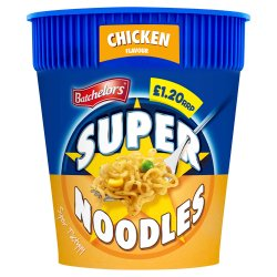 Batchelors Chicken Flavour Super Noodles 75g
