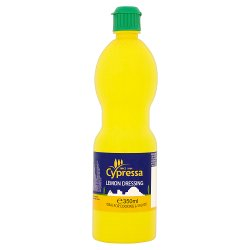 Cypressa Lemon Dressing 350ml