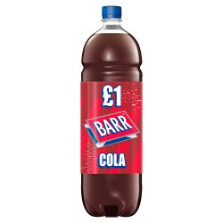 Barr Cola 2 Litre Bottle
