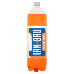 Irn Bru Sugar Free PM GBP1