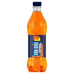 IRN-BRU Xtra 500ml Bottle, PMP 99p