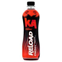 KA Reload Energy Black Cherry 500ml
