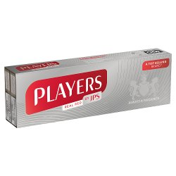 Jps Players Kingsize Real Red
