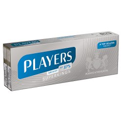 JPS Players Superkings Bright 20s