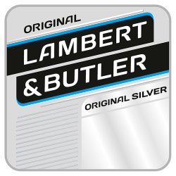 Lambert & Butler King Size Original Silver