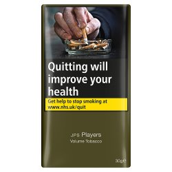 JPS Players Volume Tobacco 30g