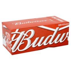 Budweiser 10 Pack