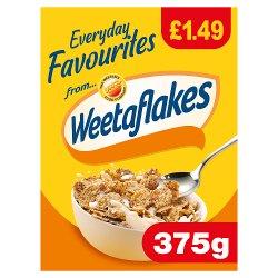 Weetabix Weetaflakes Case 10 x 375g PMP £1.49