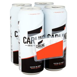 Carling 4 For £4.59