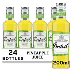 Britvic Pineapple Juice from Concentrate 24 x 200ml
