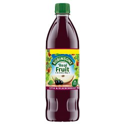 Robinsons Apple & Blackcurrant Squash 900ml