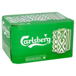 Carlsberg Lager 12 x 440ml