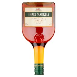 Three Barrels Rare Old French Brandy VSOP 1.5L