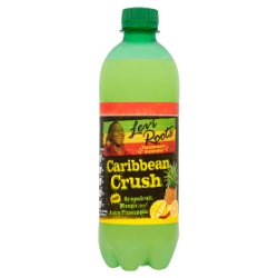 Levi Roots Caribbean Crush with Grapefruit, Mango and Juicy Pineapple 500ml