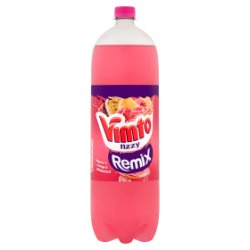 Vimto Fizzy Remix Raspberry, Orange & Passionfruit 2 Litre