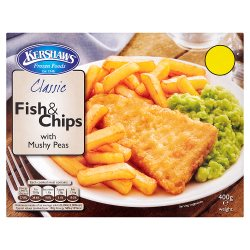 Kershaws Classic Fish & Chips PMP £1.69