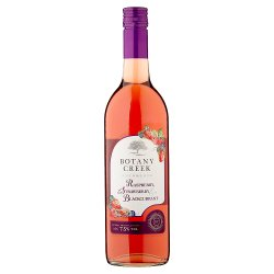 Botany Creek Rosé Wine with Raspberry, Strawberry & Blackcurrant 75cl