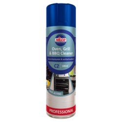 Nilco Professional Oven, Grill & BBQ Cleaner C2 500ml
