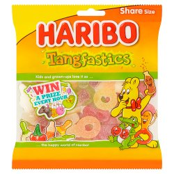HARIBO Tangfastics Bag 180g £1 PM