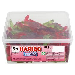 HARIBO Fairyland 120 pieces 972g