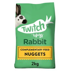Wagg Twitch Rabbit Nuggets 2kg