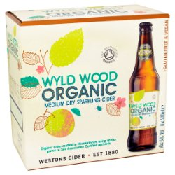Wyld Wood Organic Cider 8 x 500ml