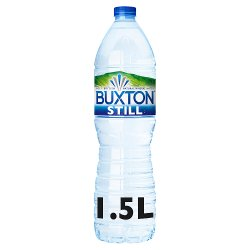 Buxton Still Natural Mineral Water 1.5L