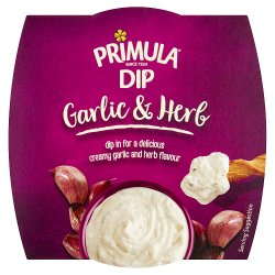 Primula Dip Garlic & Herb 150g