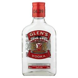 Glens Vodka GBP4.29
