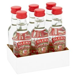 Glen's Vodka 5cl