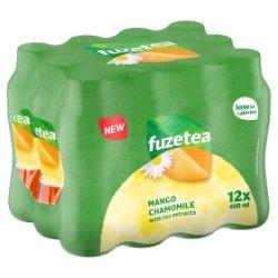 Fuze Tea Mango and Chamomile 12 x 400ml