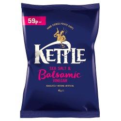 KETTLE® Sea Salt & Balsamic Vinegar 40g