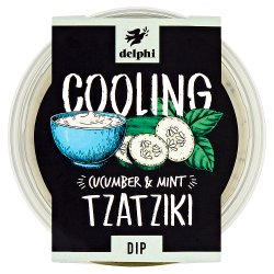 Delphi Tzatziki Dip with Olive Oil 170g