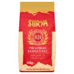 Surya 1121 Extra Long Superior Rice The Longer Basmati Rice 10kg