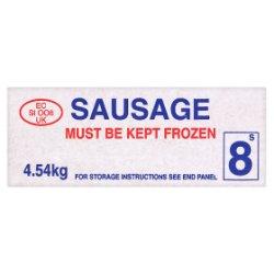 Blakeman Sausages 8s 4.54kg