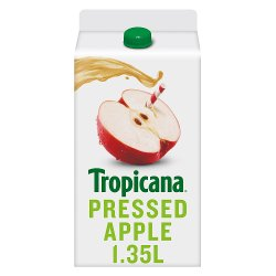 Tropicana Pressed Apple Juice 1.4L