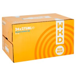 WKD Iron Brew 24 x 275ml