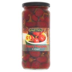 Aleyna Cherry Peppers in Vinegar 480g